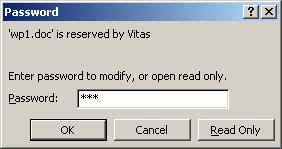 Word password recovery article - password to modify screen2